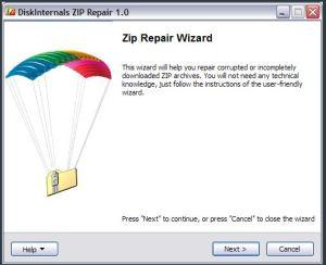 DI Zip Repair